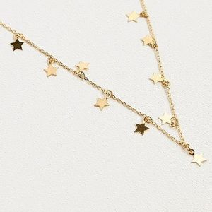 Urban Outfitters Star Choker